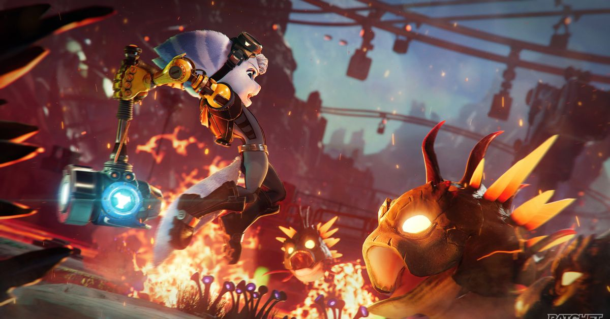 Ratchet & Clank: Rift Apart PS5 preview: Insomniac's new game dazzles