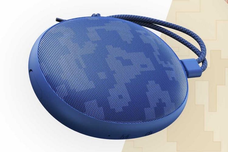 Realme's Cobble Bluetooth Speaker Glows in the Dark