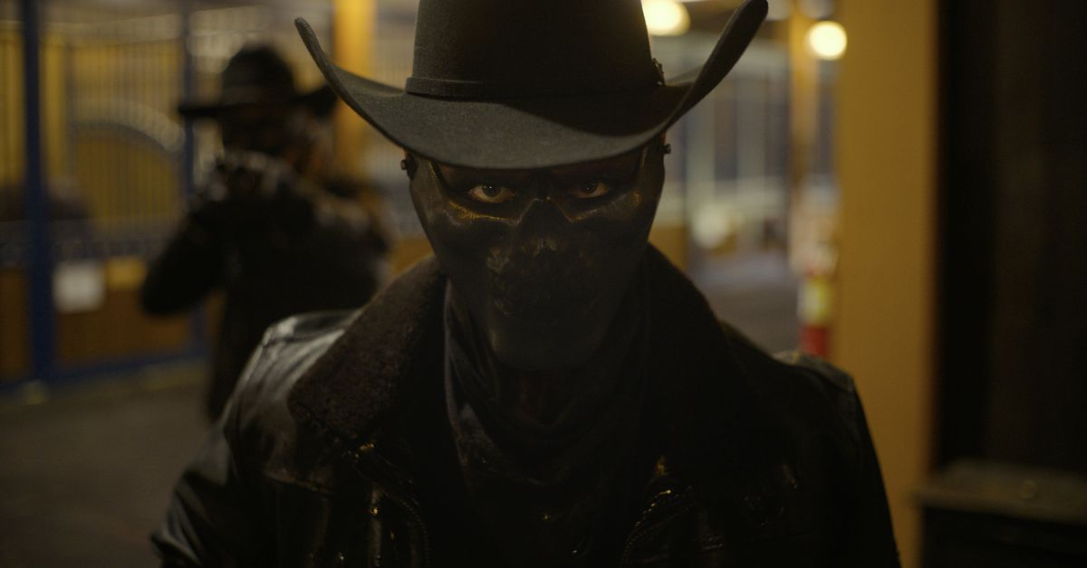 The Forever Purge trailer: creepy masks, immigration satire, and Texas