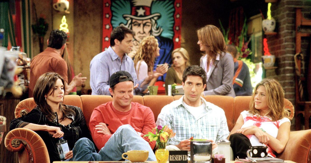 The Friends reunion to be launched May 27 on HBO Max - Enter21st.com