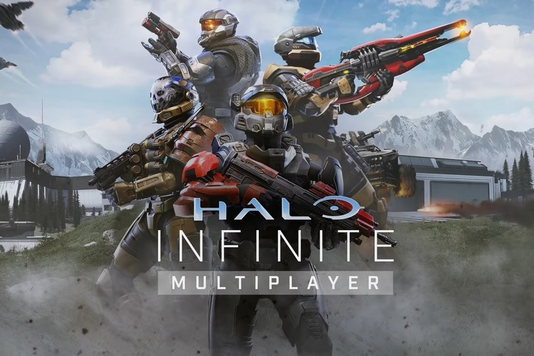 Here's Your First Look at Halo Infinite's Free-to-Play Multiplayer Mode