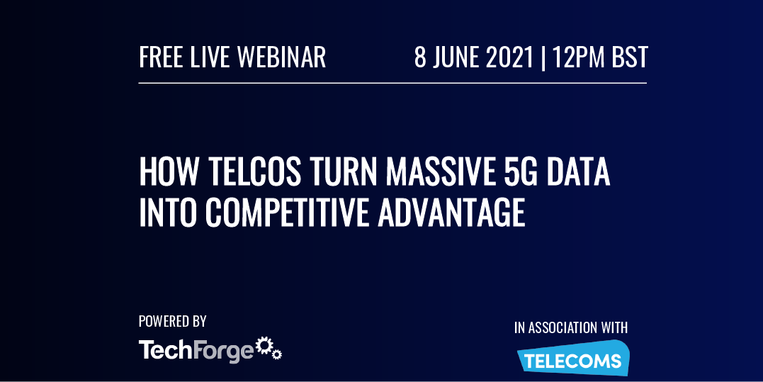 How Telcos Turn Massive 5G Data Into Competitive Advantage