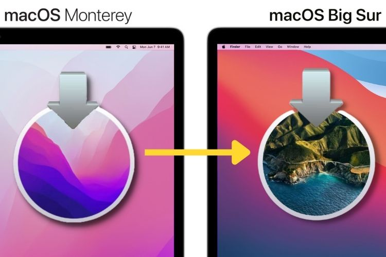 How to Downgrade from macOS 12 Monterey to macOS Big Sur