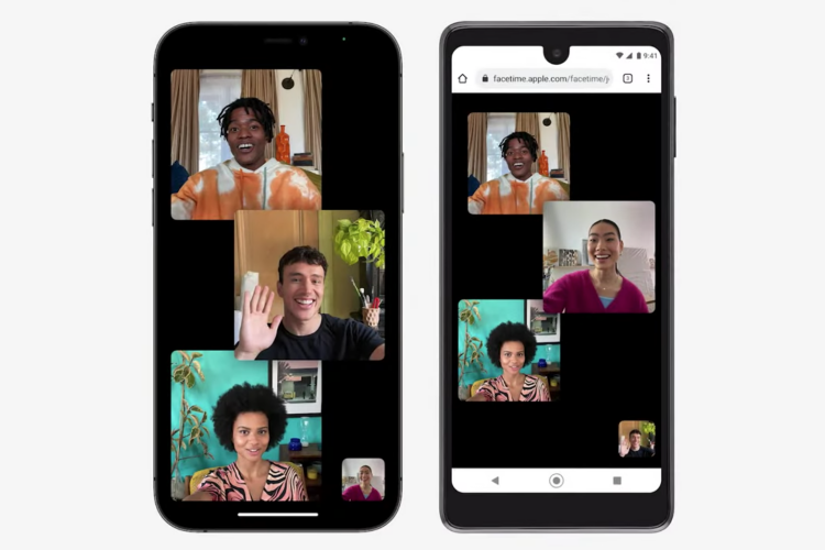 How to Make a FaceTime Call Between iPhone and Android