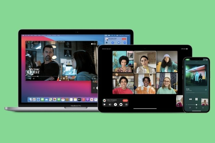 How to Watch Movies Together on FaceTime with SharePlay