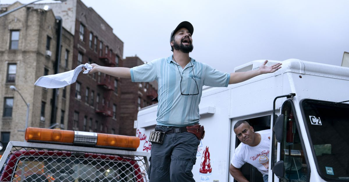 In the Heights' post-credits scene completes the movie's tiniest plot arc
