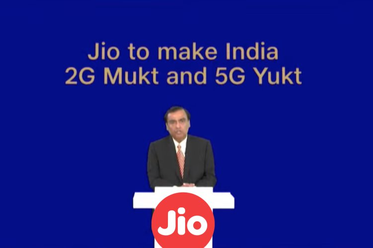 Jio Partners with Google on 5G Cloud Technology