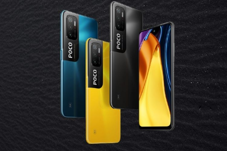 Poco M3 Pro 5G Confirmed to Launch in India on June 8