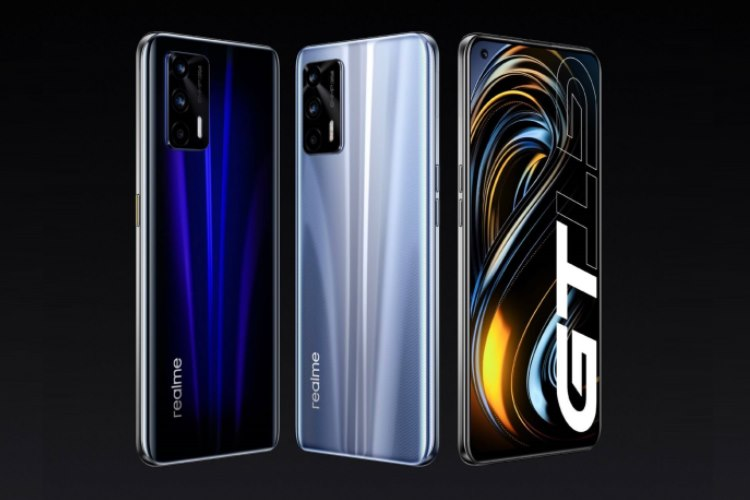 Realme GT 5G with Snapdragon 888 SoC, 120Hz Refresh Rate Launched Globally