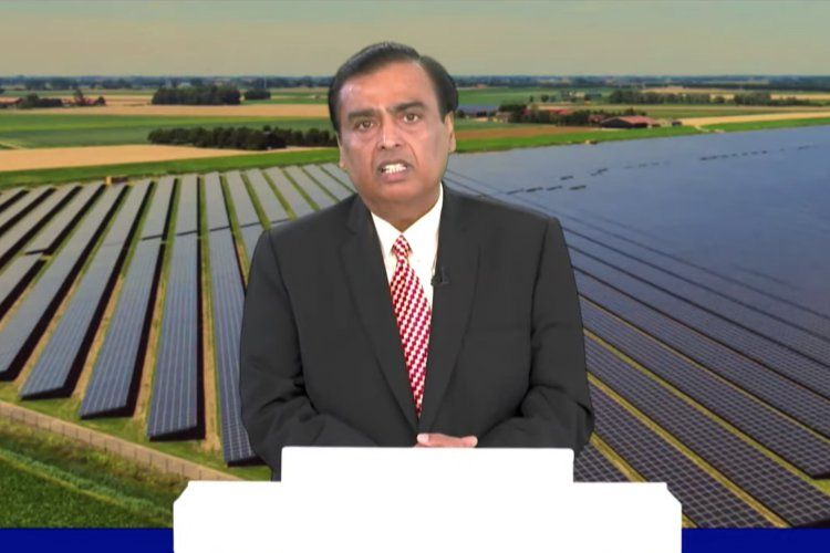 Reliance Is Building a Solar Giga Factory in India; Can It Rival Tesla?