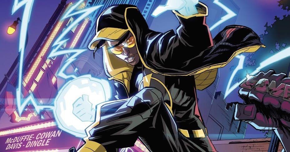 Static: Season One creators discuss the character's revamp at DC Comics