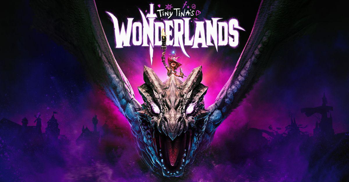 Tiny Tina's Wonderlands is a fantasy-based Borderlands spinoff