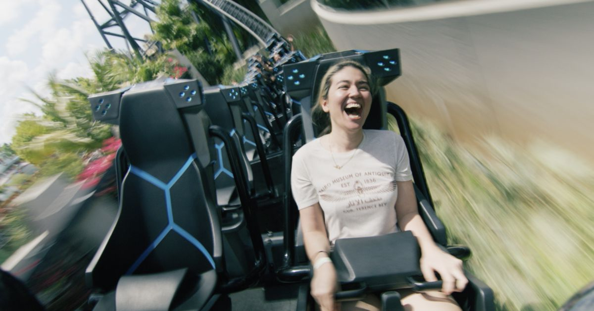 Universal Orlando's new Jurassic World roller coaster is a must-ride