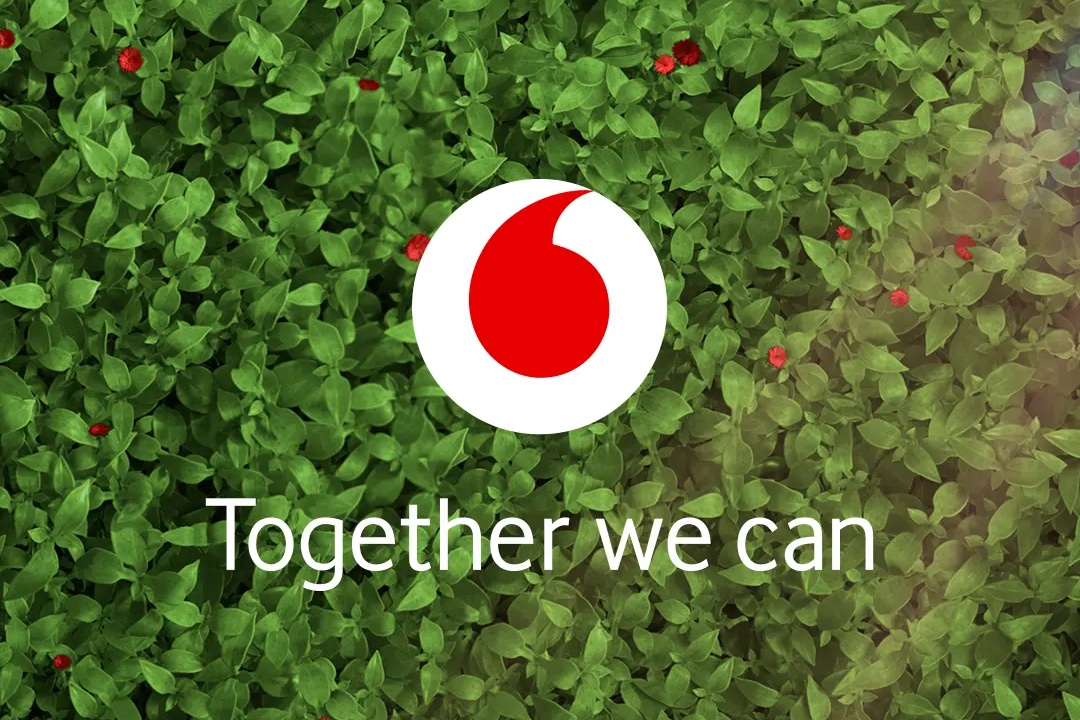 Vodafone's European operations will be powered by renewables from July