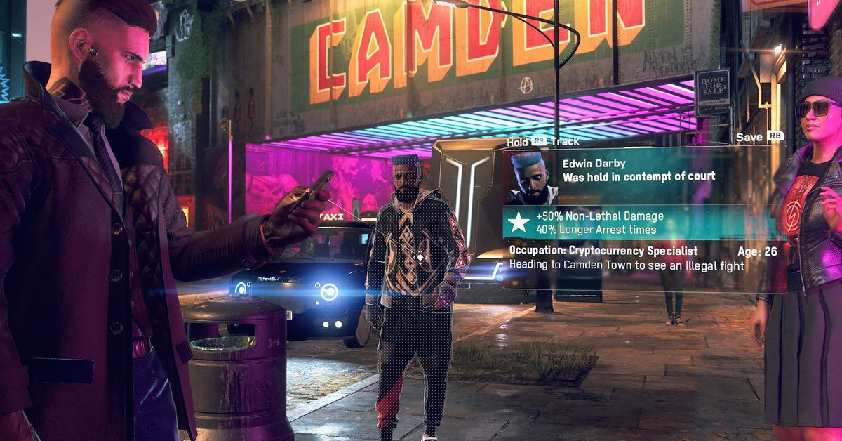 Watch Dogs: Legion Bloodline expansion release date announced at E3