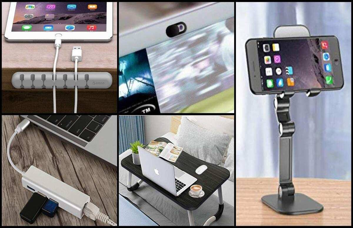 work from home 5 accessories to make work easy what items do i need to work from home, what office supplies do i need to work from home