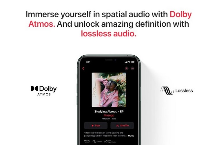 Apple Rolls Out Hi-Res Lossless Audio, Spatial Audio Support for Apple Music in India