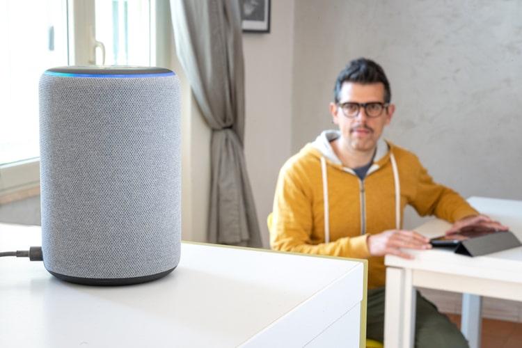 Check Out Amazon Alexa's New Male Voice