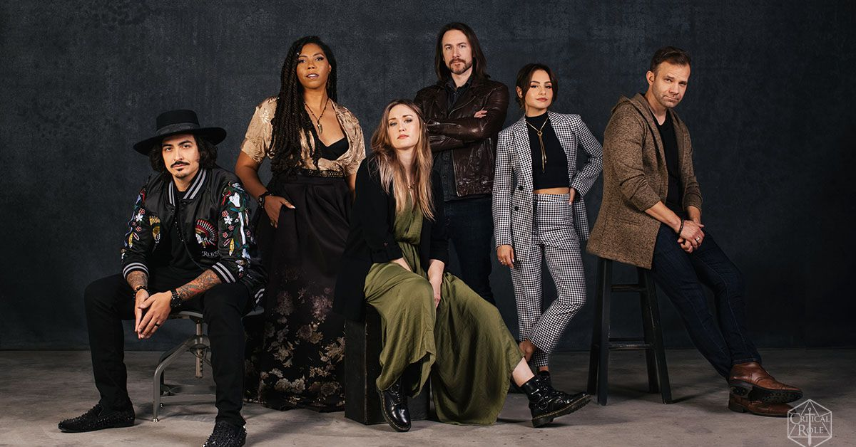 Critical Role's latest D&D show isn't the reboot we expected