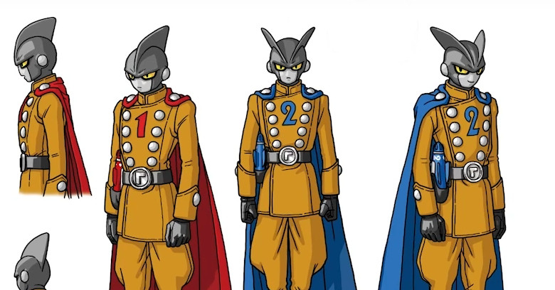 Dragon Ball Super: Super Hero character concepts revealed at SDCC 2021