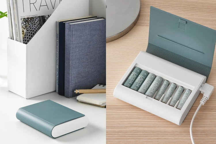 IKEA's New Battery Charger Looks Like a Hard-Cover Book