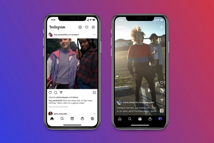 Instagram's New Collab Feature Lets Users Co-Author Feed Posts and Reels