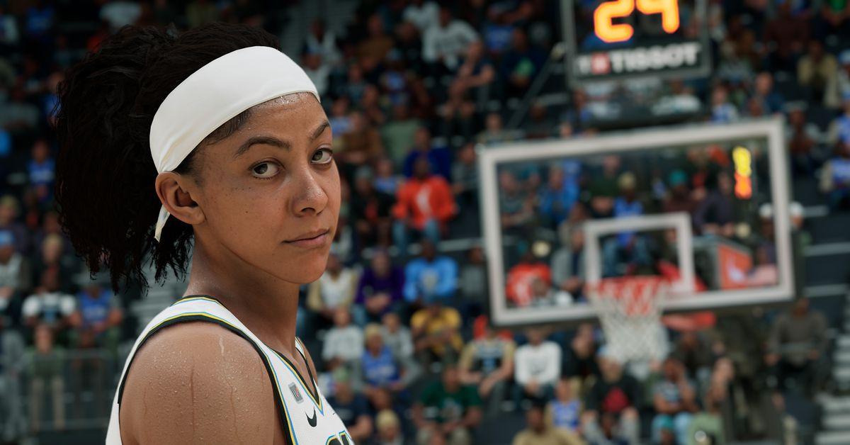 NBA 2K22 first gameplay features, mode details, screenshots revealed
