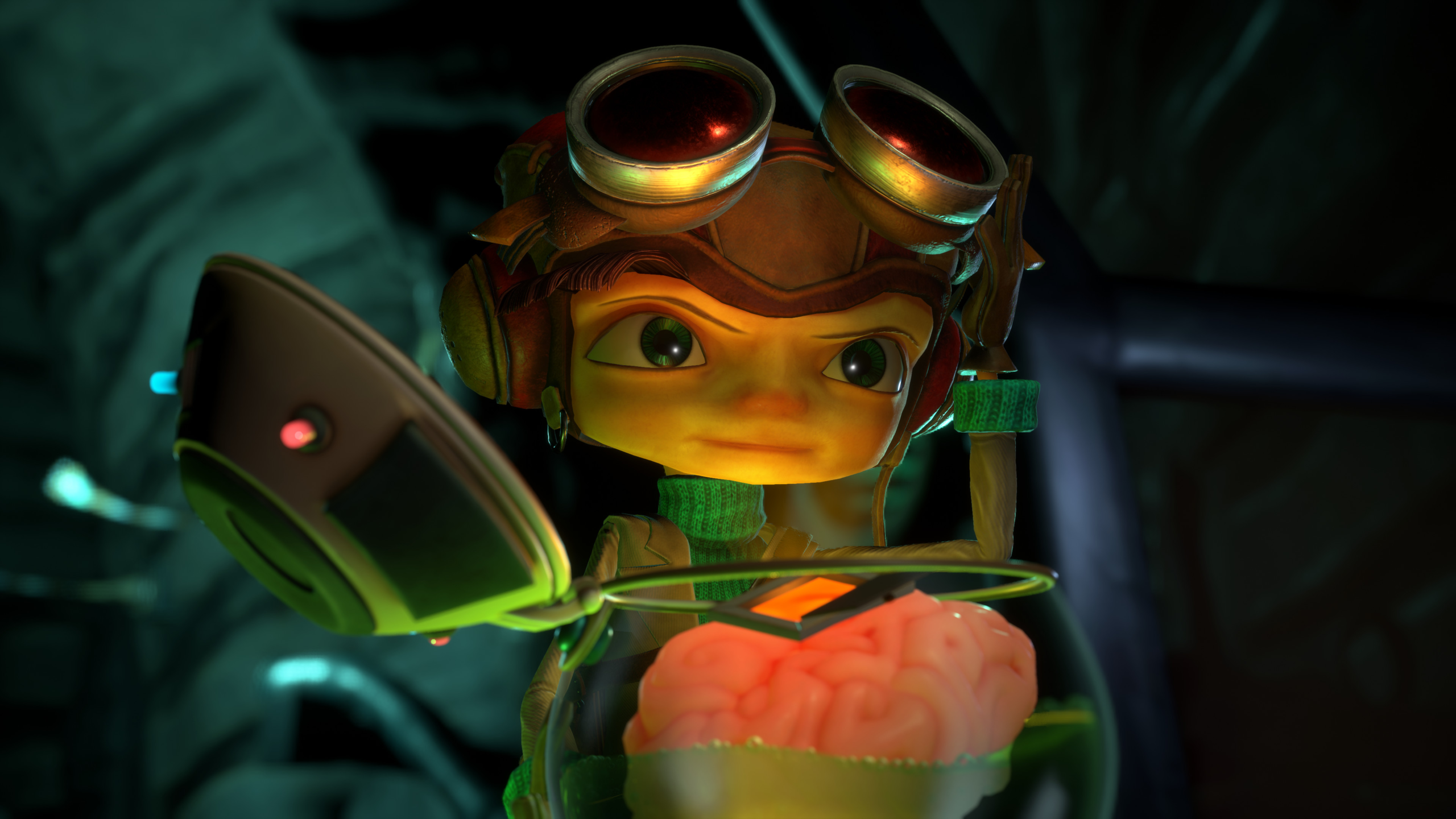 Psychonauts 2 preview, an interview with Double Fine's Tim Schafer