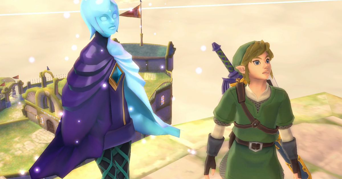 Review: Skyward Sword HD is the exact opposite of Breath of the Wild