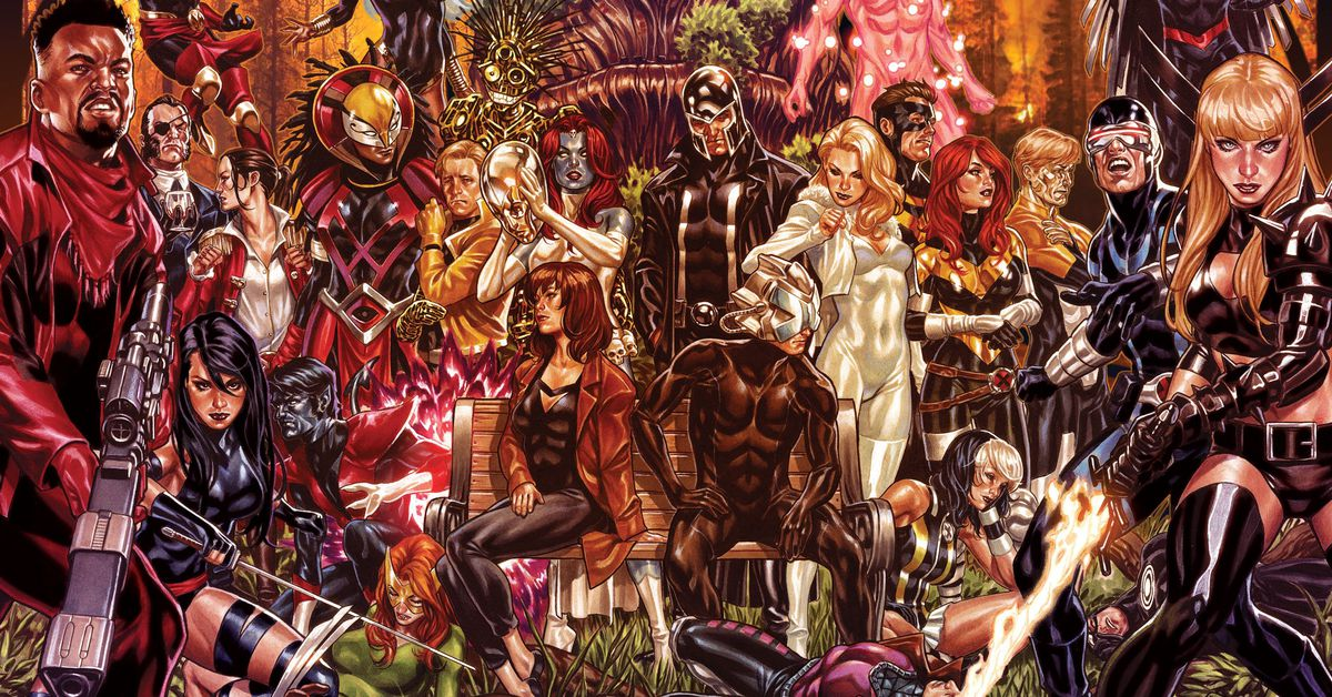 SDCC 2021: Marvel Comics' X-Men writers on reviving Inferno for modern era