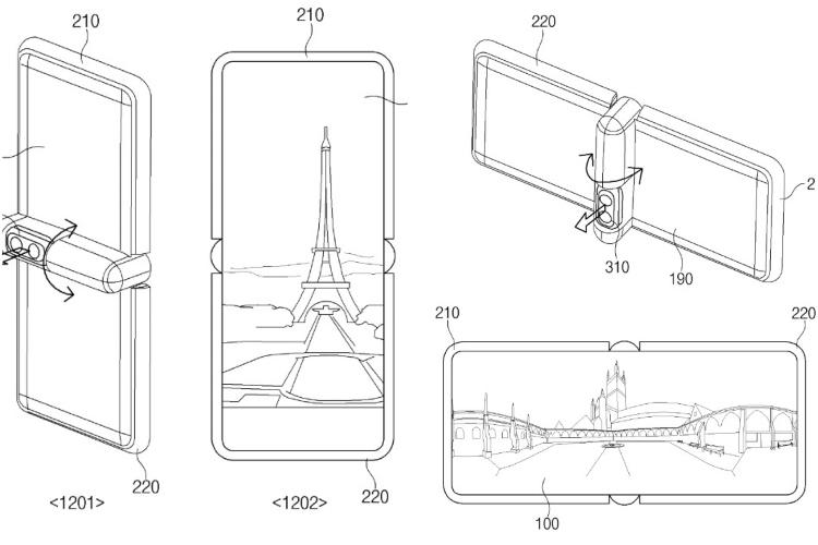 Samsung's Future Galaxy Z Flip Models Might Have a Rotating Camera Hinge