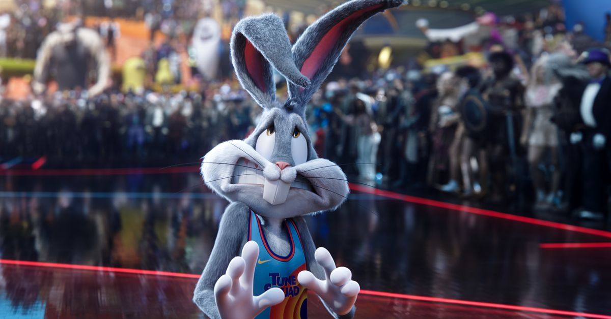 Space Jam: A New Legacy killed Bugs Bunny, man