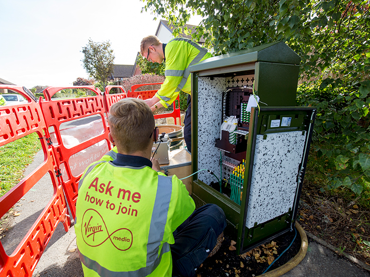 Virgin Media will upgrade its entire UK network to full-fibre by 2028