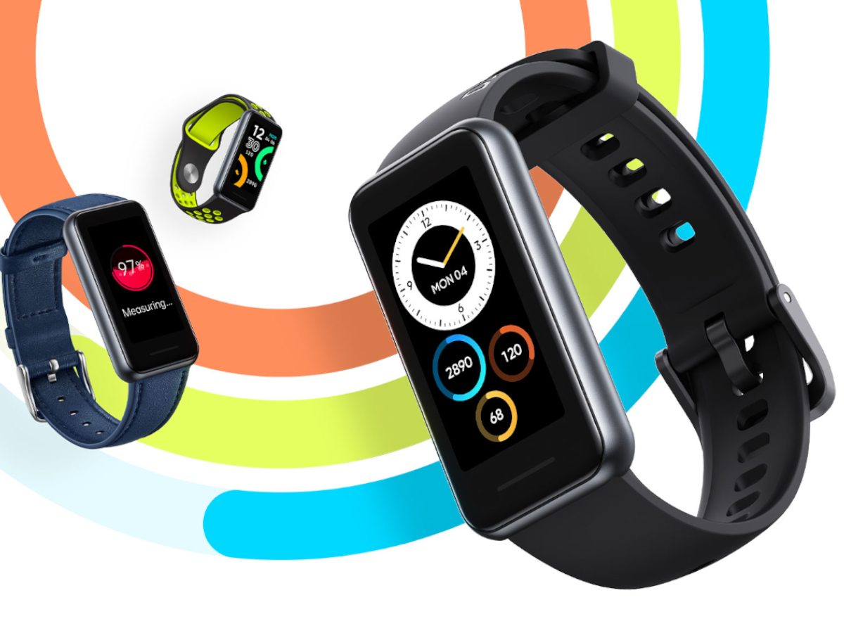Realme Band 2 Price and Specification: Stunning entry!  realme band 2 launched in india at price 2999 rupees with up to 90 sports and workout modes and upto 12 day battery life