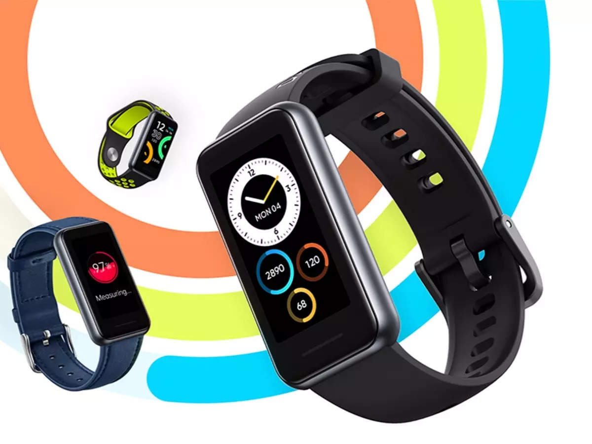 Realme Launched new Smart Band Realme Band 2: Realme Band 2 launched with up to 12 days battery life, these features will be available in this cheap smart band - realme band 2 launched this realme smart band offers upto 12 days battery life know price specs