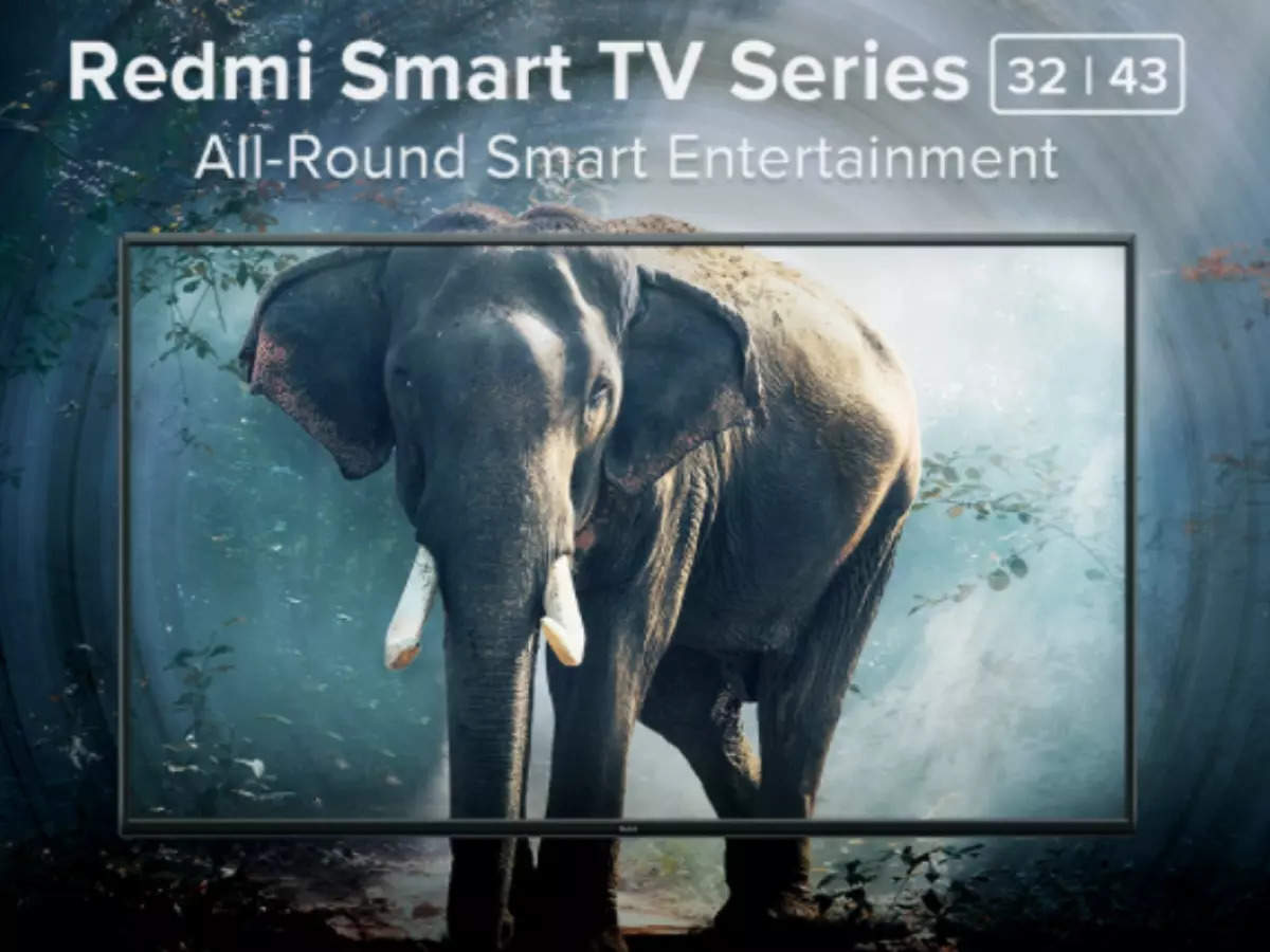 Xiaomi Redmi 32 inch and 43 inch Smart Tv Launch Date 22 september know expected Price and Specifications
