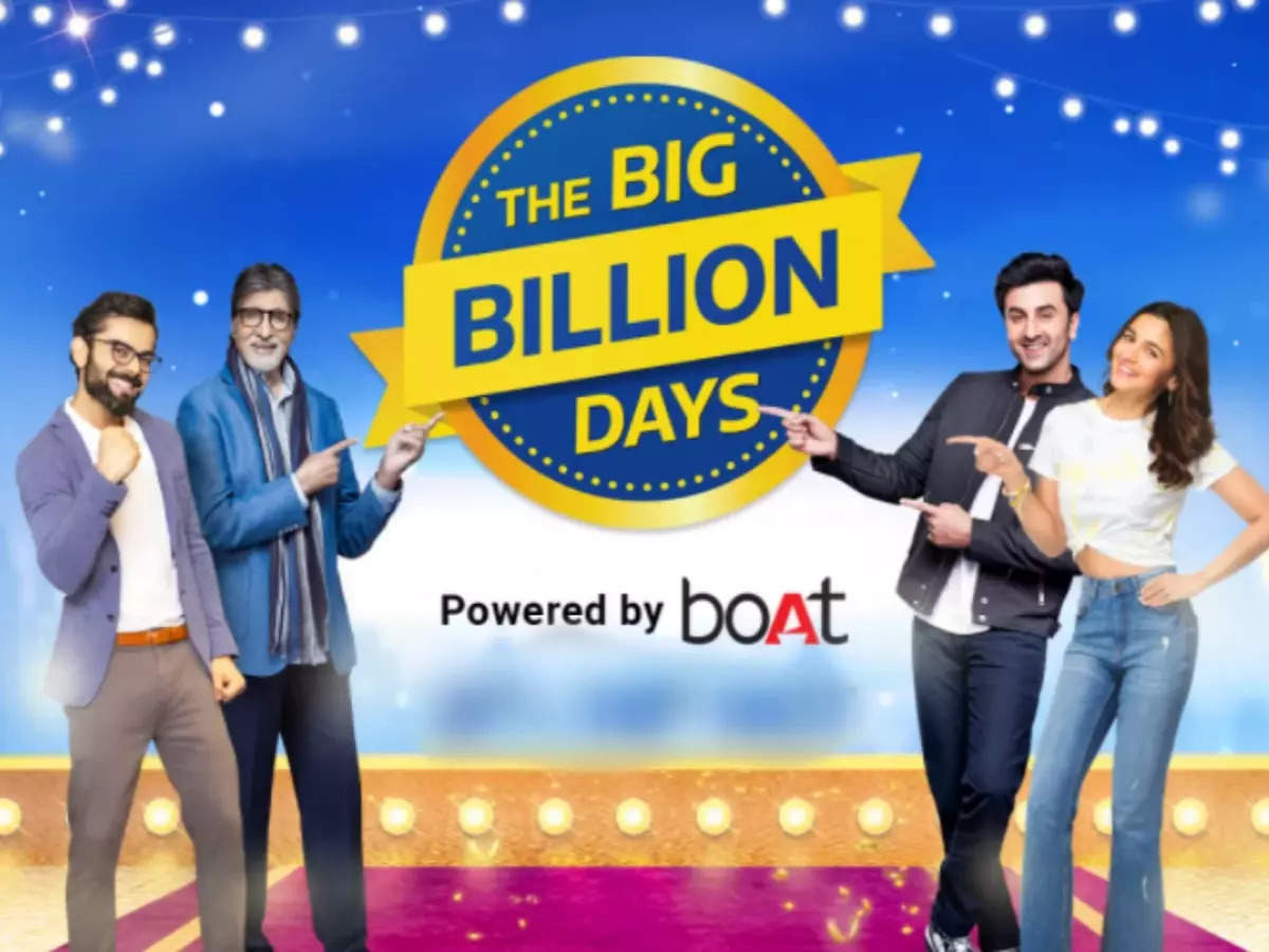 flipkart big billion days sale date changed: Flipkart Big Billion Days sale dates changed, preparing to compete with Amazon sale, will get up to 80% discount - flipkart big billion days sale date changed now starts 3 october like amazon great indian festival sale