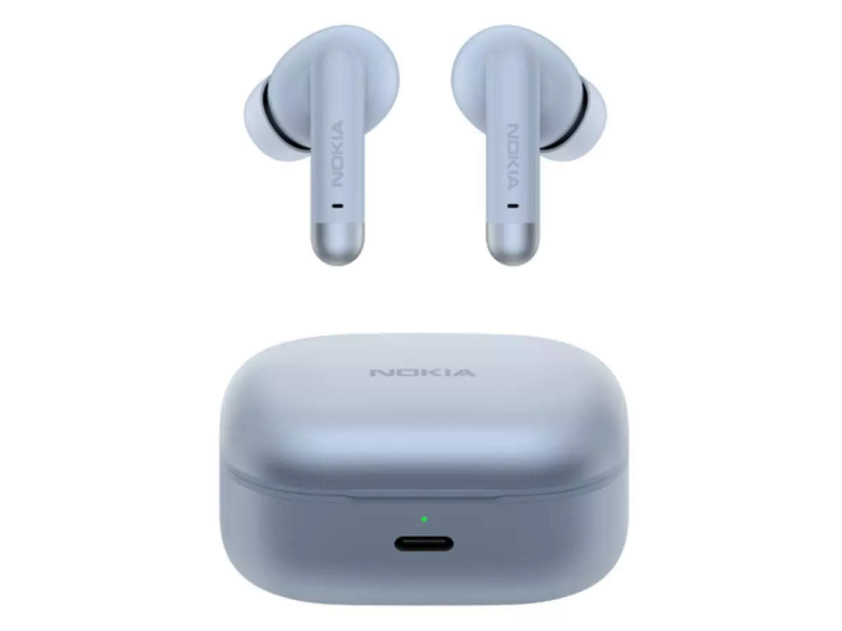 nokia e3511 earbuds price: 25 hours of battery life Nokia E3511 wireless earbuds equipped with cool features like ANC, know price-specs
