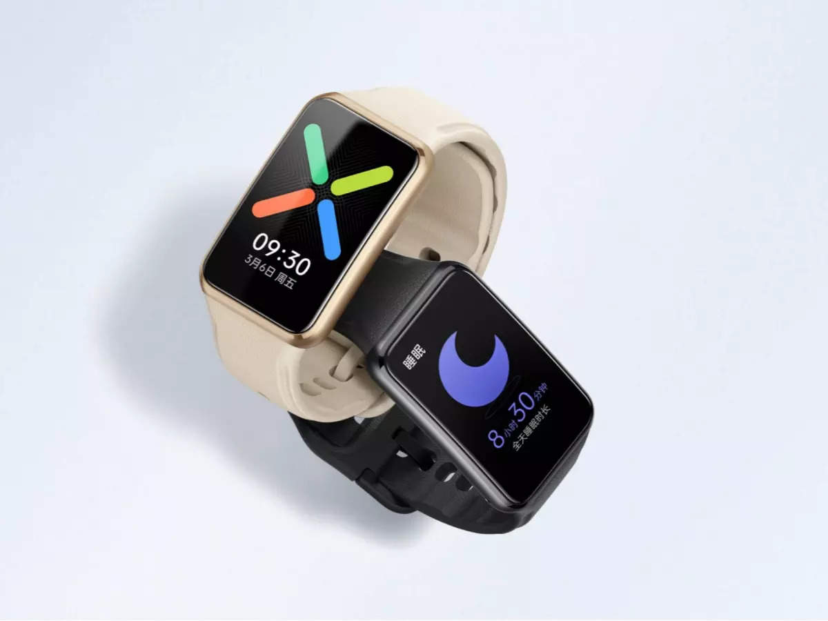 oppo watch free price specifications: Oppo Watch Free launched with up to 14 days battery life and e-sports mode, see price-features
