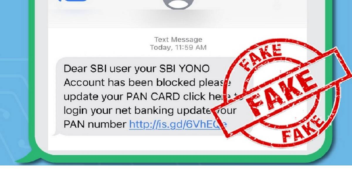 Alert!  If you are also getting the message of closure of SBI YONO Account, then be careful