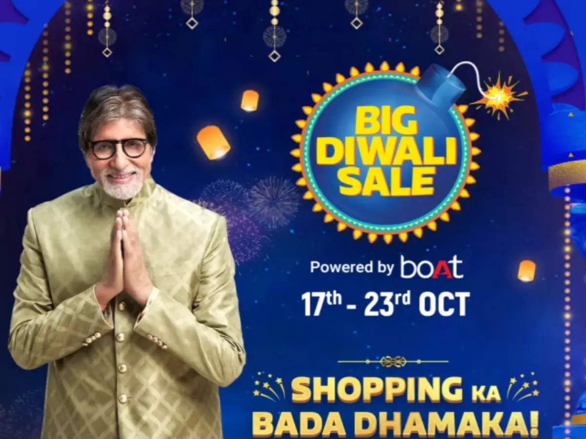 Flipkart Big Diwali Sale Coming With Awesome Deals, Up To 80% Off On These Products - flipkart big diwali sale begins 17 october discount on smartphones, smart tv and more
