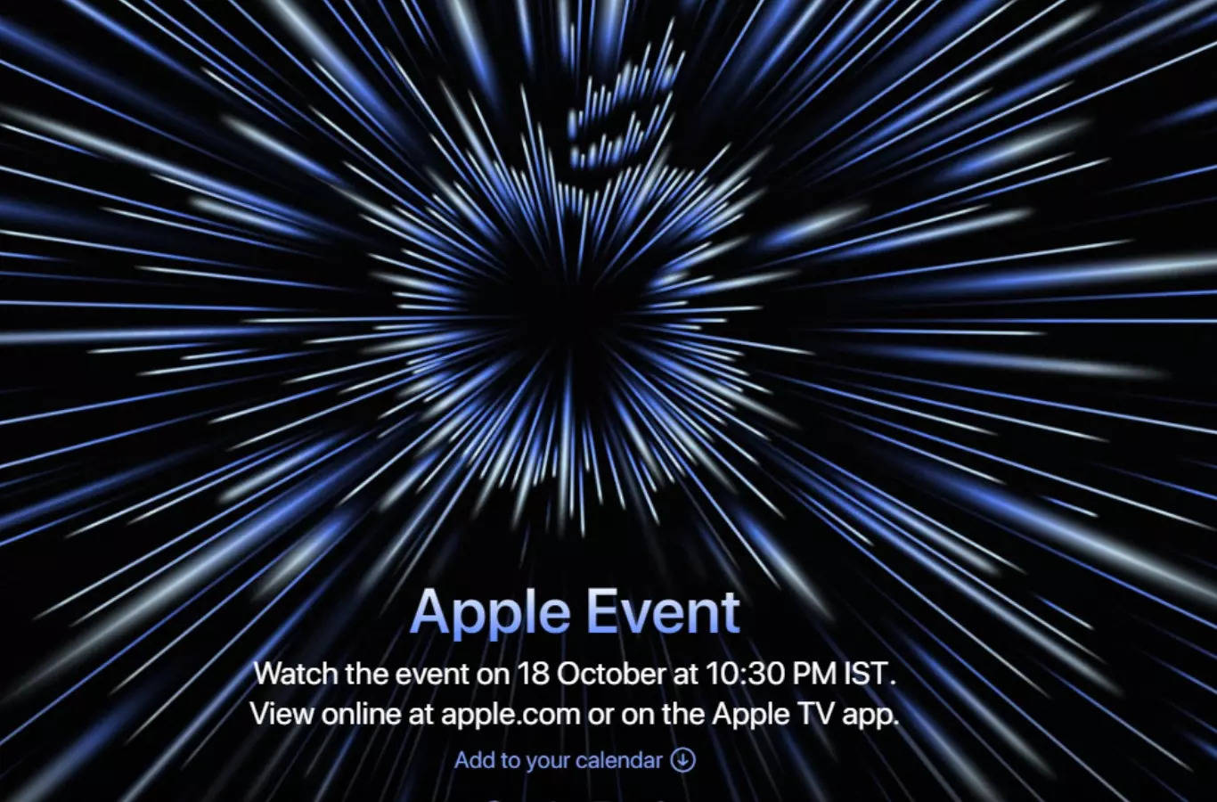 Get ready Apple lovers!  Apple announced October 18 event for new MacBook Pros launch know every expected details